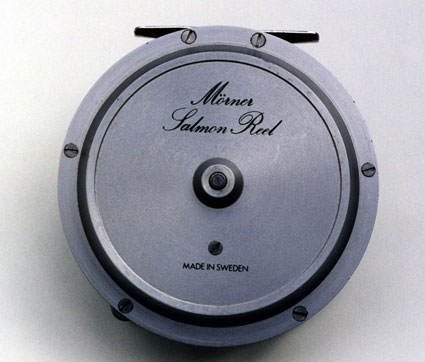 Morner Salmon Reel