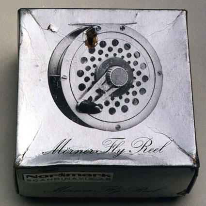 Morner Reel box sold by Normark