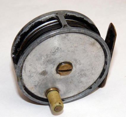 Hardy Trade Reel at Mullocks Auction